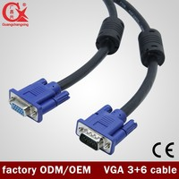 Hot Selling Super Quality 30 Meters Cable VGA Male to Female