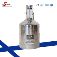 Stainless Steel Proving Tank 10L 100L