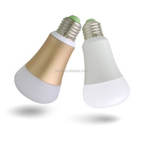 CE/FCC/UL Certificate Colorful Smart Lights LED Bulb E27 WIFI LED Home Lighting
