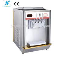 Top-level commercial three bowl slush machines china with good price