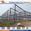 China low cost high rise prefab steel structure frame