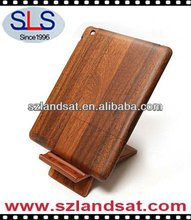 hot sale bamboo case for apple ipad 2, bamboo case for iphone, wood case for ipad2, SLS-IBC09