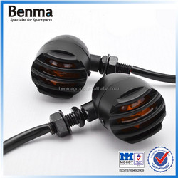 Classical Motorcycle/racing bike/scooter/cub/electric bike designed turn signal indicator light