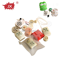 Electronic sound module plush toy for children