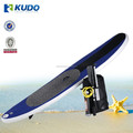 Kudo surfboard type soft top longboard , inflatable stand up paddle