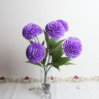 Party and wedding decoration custom artificial carnation flower