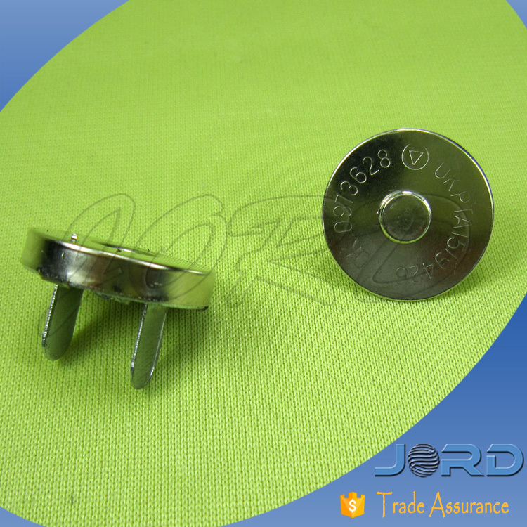 magnetic button classic magnet button 15mm