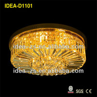 ceiling lamp bangkok lighting fixture glass wall for hotel
