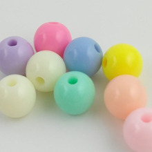 china candy bead manufacturers round plastic beads bulk