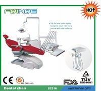 CE Approved S2316 high quality Danish motor SINOL dental chair