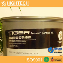 High gloss and quick-set plastic bag printing ink