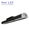 180w led lighting linear high bay with UL DLC motion sensor IP65 warranty