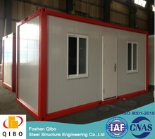 Factory Direct Sales Cheap Easy installation 20 feet 40 feet Prefabricated Container House
