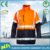 EN20471 safety working jacket winter men reflective parka bomber jackets mens jacket