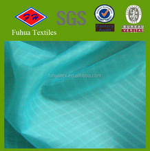 500T 10D Double Thread Ripstop Nylon Fabric Transparent Ultrathin