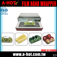 Supreme Food Fruit Meat Fish Film Hand Wrapping Machines