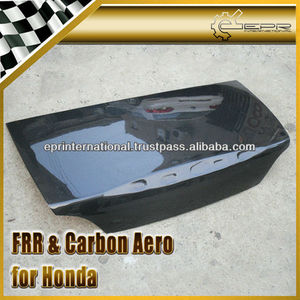 For Honda S2000 AP1 AP2 S2K Carbon Fiber Rear Trunk Boot Lid Tailgate
