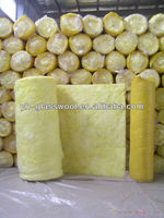 Glass wool blanket heat resistant roofing materials for steel structure warehouse