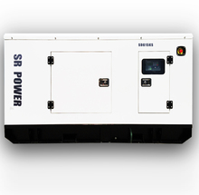 20kva 3phase chinese low price silent electric motor self start universal diesel generators generator set