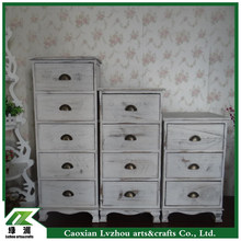 Chinese Antique Solid Wooden Storage Cabinet for Home Furniture