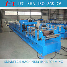 100-300mm galvanized steel framing z purlin roll forming machine for sale