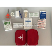 Wholesale Free Samples 2017 Medical Emergency Plastic Box First Aid