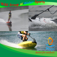 Power Surfboard at surfing style ,new personal watercraft 330 cc power jetboard