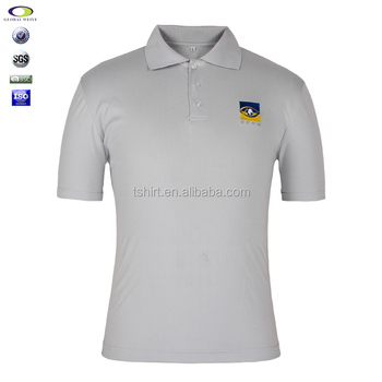 Wholesale Mens Embroidered T Shirts Polo View Embroidered