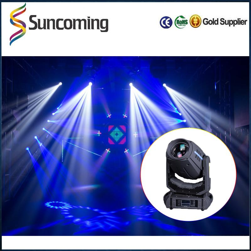 Professioanl manufacturer 8 face Prism Led beam moving head light