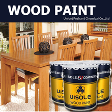 High performance 2k polyurethane paint pu wood lacquer