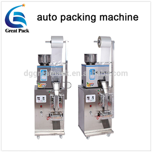 small vertical packing machine for granule/powder/nut