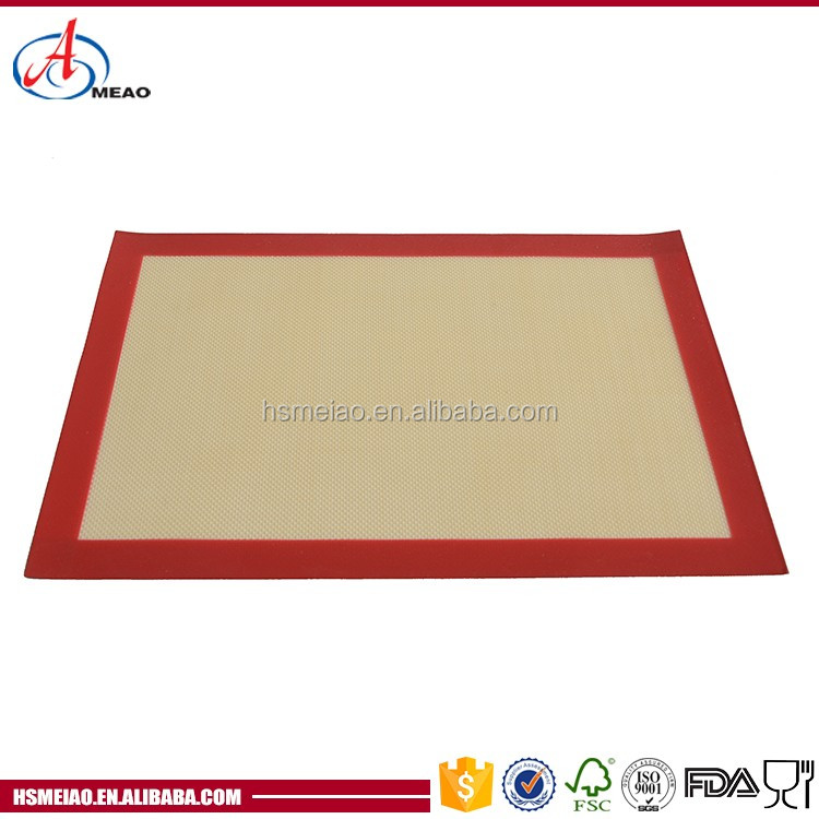 Kitchen craft non-stick silicon mat food grade