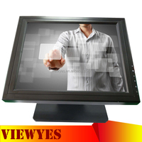 15 inch LED Touch Monitor Cheap POS Touchscreen Monitor