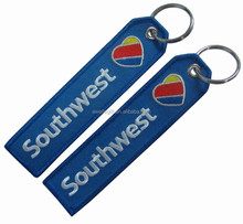 SOUTHWEST EMBROIDERY KEYCHAIN