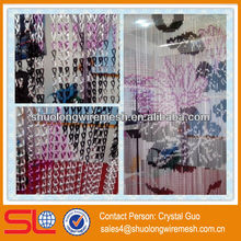 Fashional and Beautiful Picture drawing decorative ring mesh