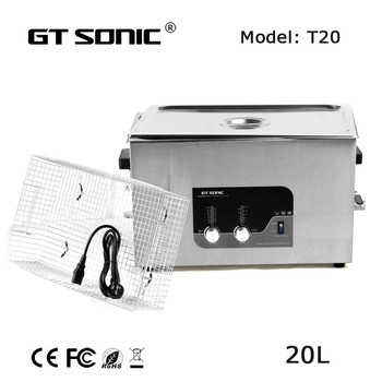 Ultrasonic cleaner machines for cleaning tools
