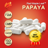 Natural Papaya Enzyme Capsules, Tablets, Softgels, pills, supplement - Manufacturer, Price, OEM, Private Label