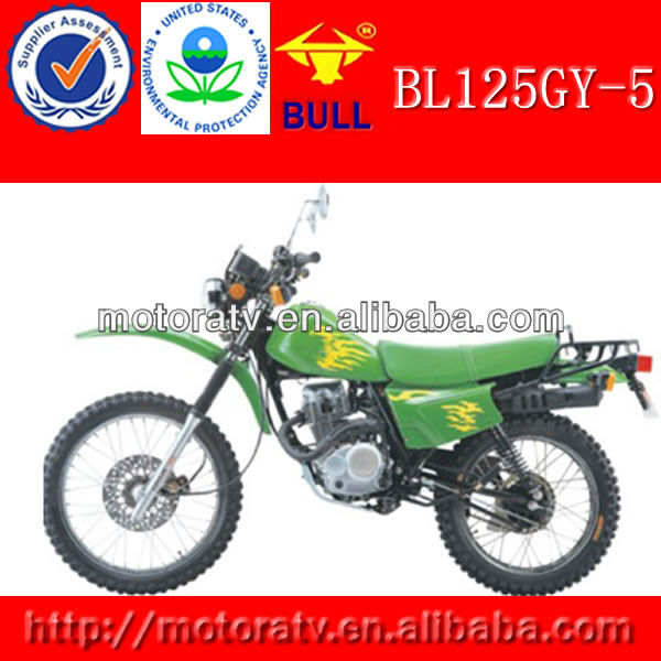 125cc Electric Dirtbike
