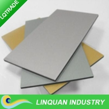 Anti-static aluminum composite materials