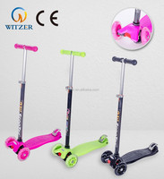 advertising expert original freestyle 3 PU wheel scooter