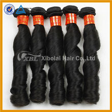 2014 natural color can be dyed spring curl supreme hair