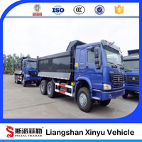 2015 Cheapest 10 wheel howo dump truck 6x4 ZZ3257N3647A for sale
