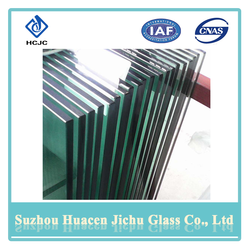 Wear-resisting Wear-resisting double pane tempered glass