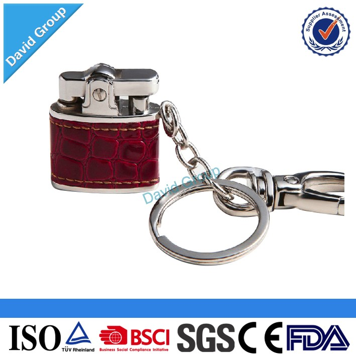 Top Seller! Customized Logo Printing Alibaba Certified Top Supplier Wholesale Custom Promotional Metal Cross Key Chain