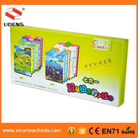 Pakistan 0~6 years children high quality wall picture children voice wall picture made in China
