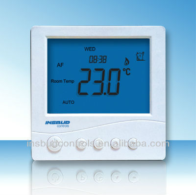 Hydronic / Electric Floor Heating Thermostat
