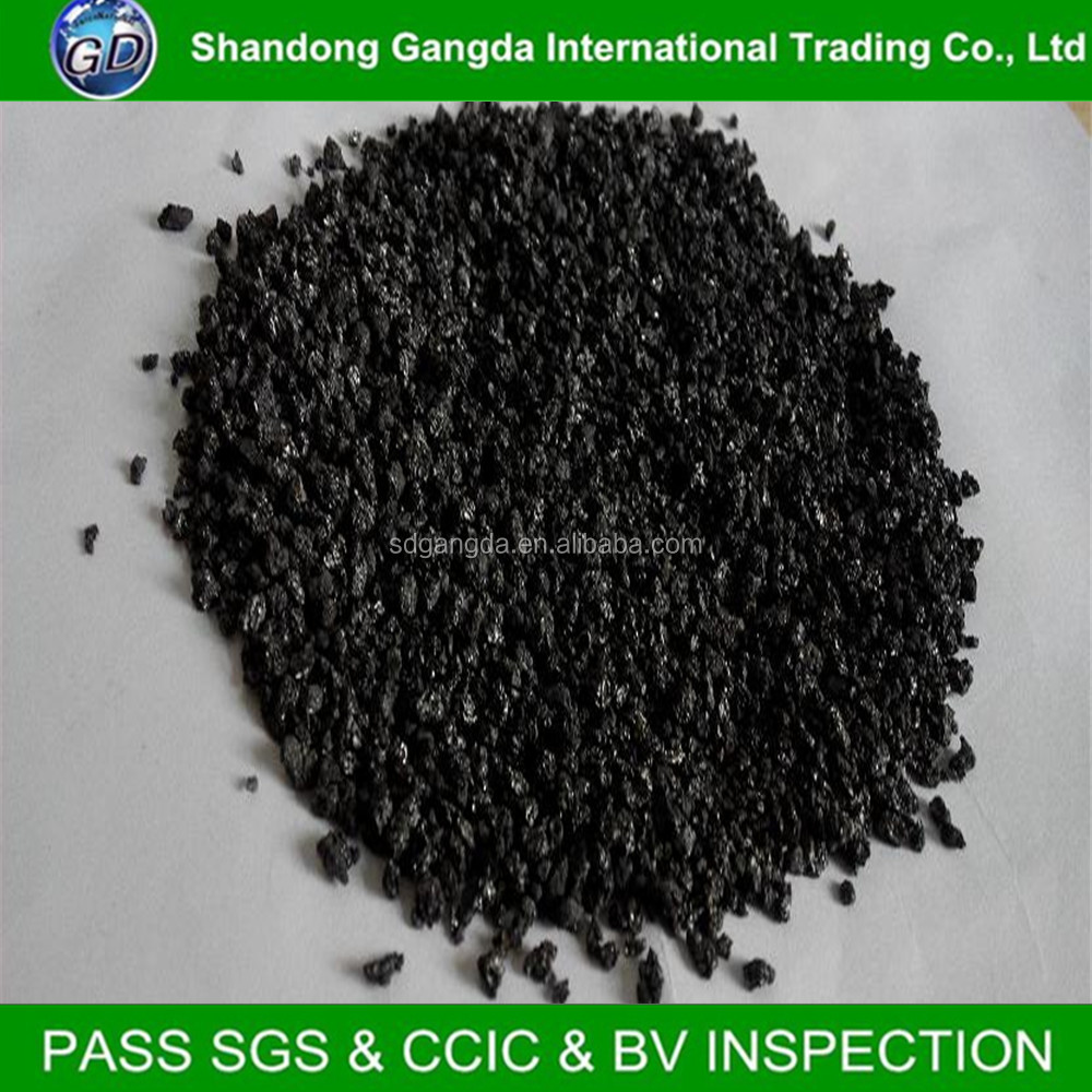 GD-CPC-01 CPC/Calcined Petroleum Coke for foundry industry