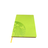 Fashion A4 PU Leather Notebook With