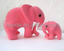 stuffed elephant animal doll cute plush toys