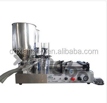 XBGZJ-500W Oil Pastel Bottle Filling Machine
